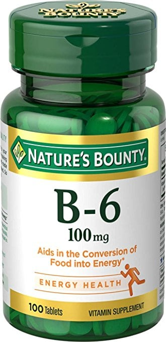 Best Vitamin B6 Supplements Reviews & Ratings in 2019