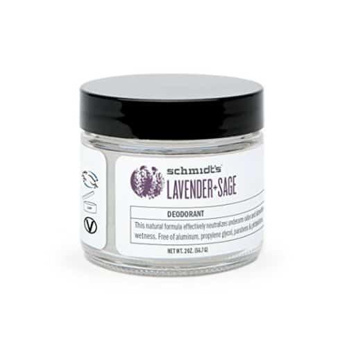 2. Schmidt's Natural Lvender & Sage