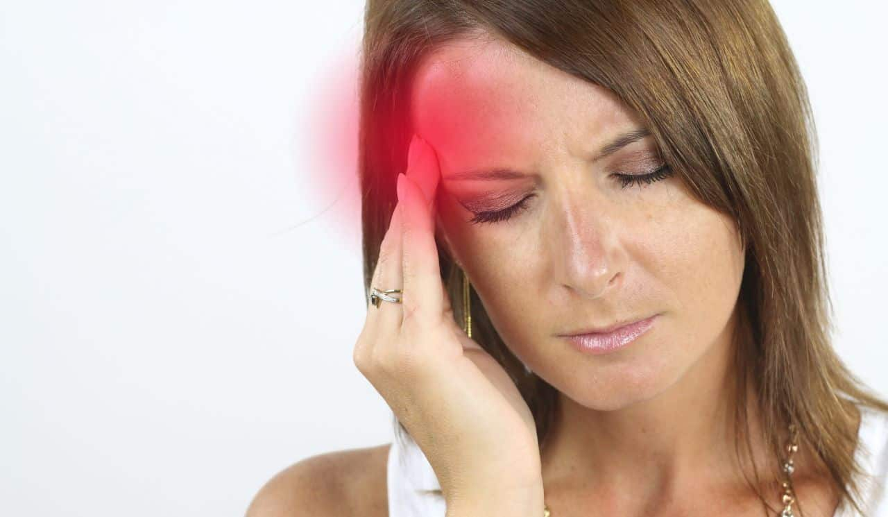 Headache as a symptom of Folic Acid Deficiency