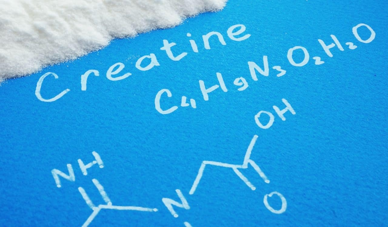 Creatine Chemical Formula And Structure