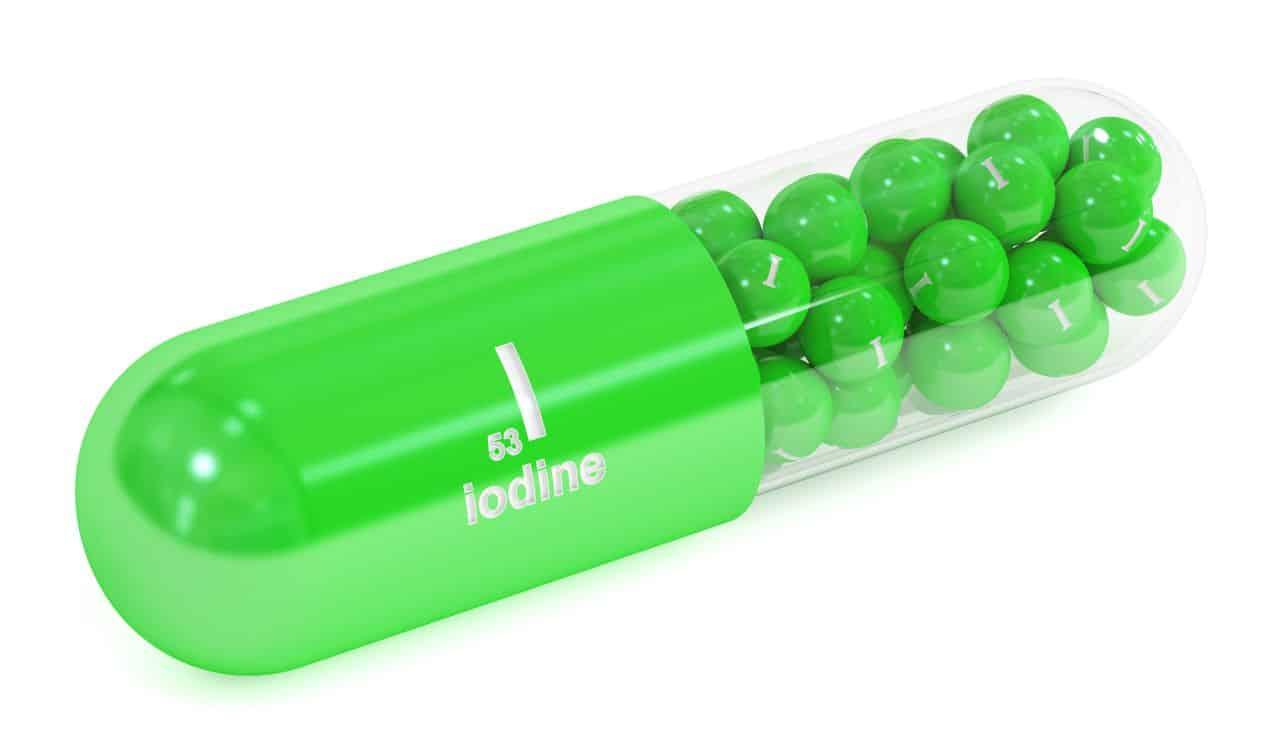 Iodine Capsule