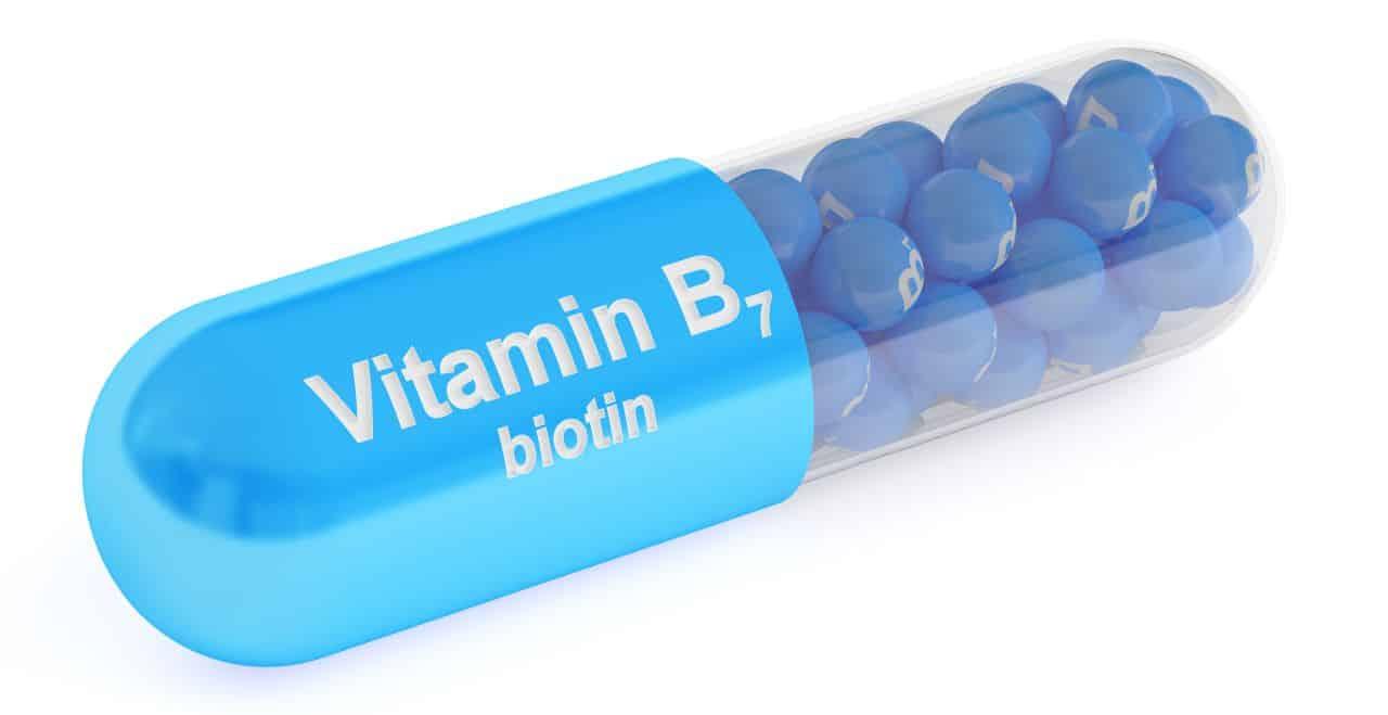 Vitamin B7 Capsule