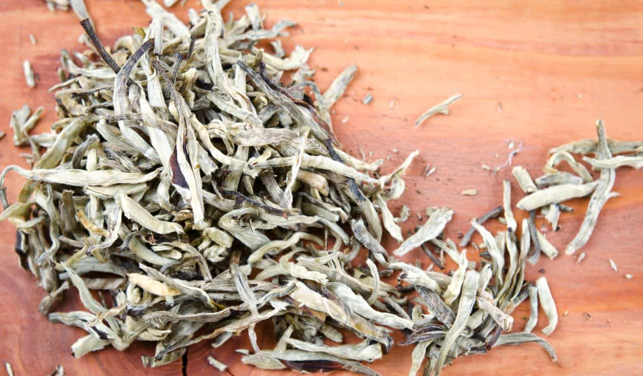 Chinese Pressed White Tea