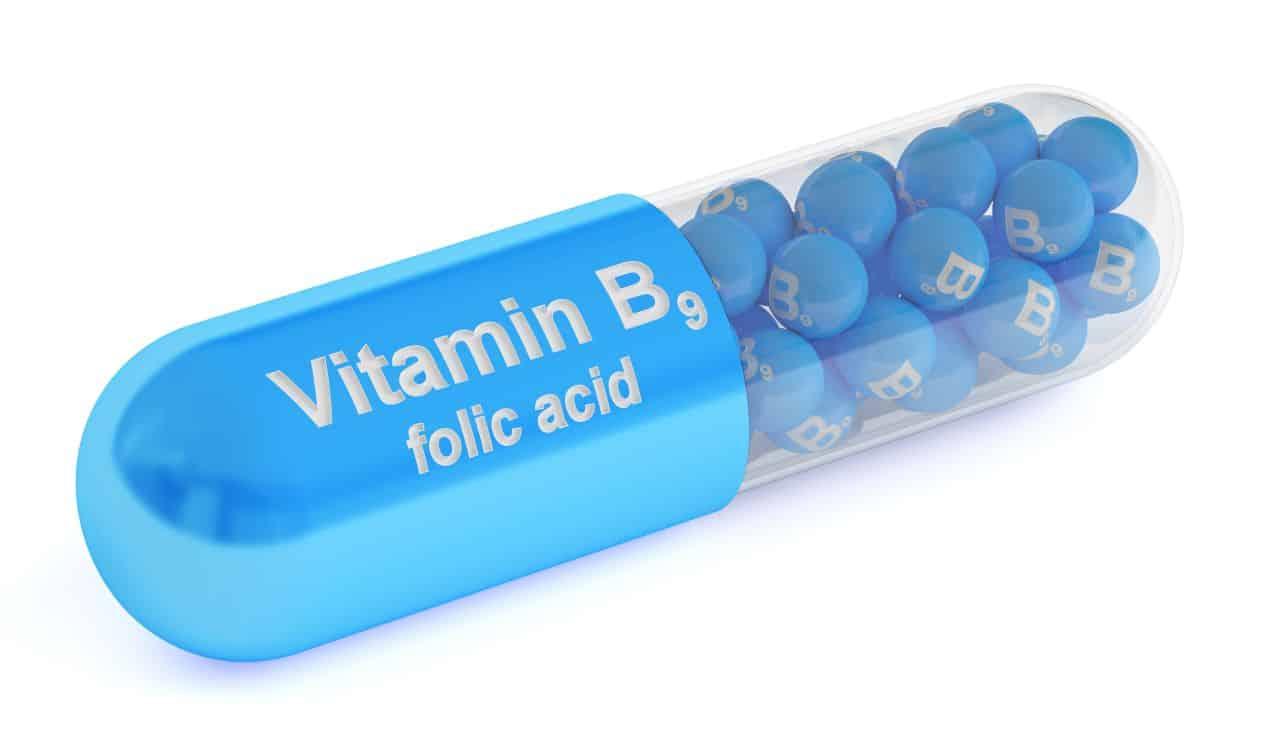 Vitamin B9 Capsule
