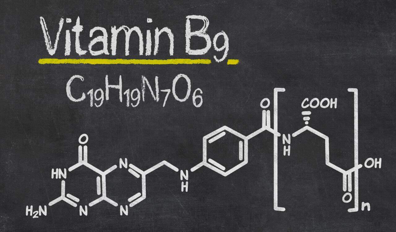 Vitamin B9 Chemical Formula