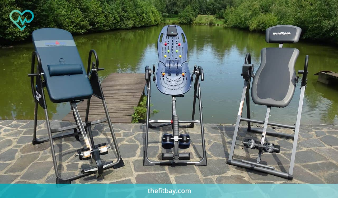IRONMAN, Teeter and Innova Inversion Tables