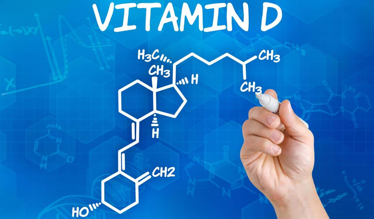 Chemical Formula Vitamin D