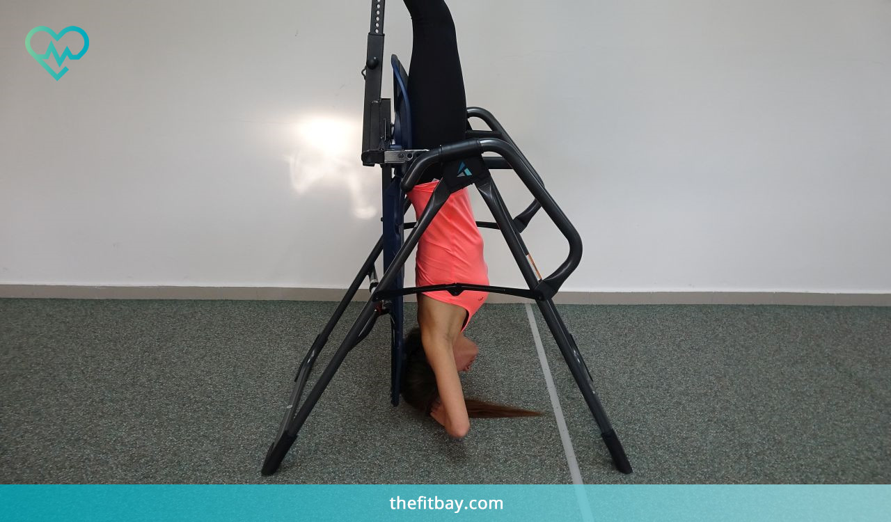 Full Rotation On Inversion Table