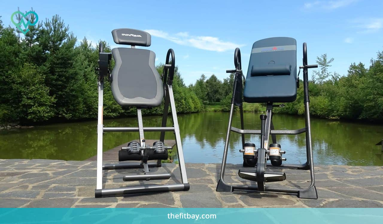 Innova And IRONMAN Inversion Tables