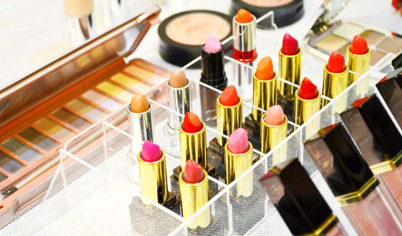 Set Of Lipsticks