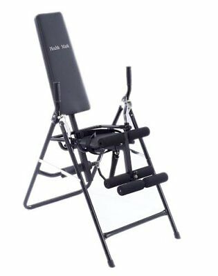 Back Hurt?|Health Mark IV18600 Pro Inversion Therapy Chair