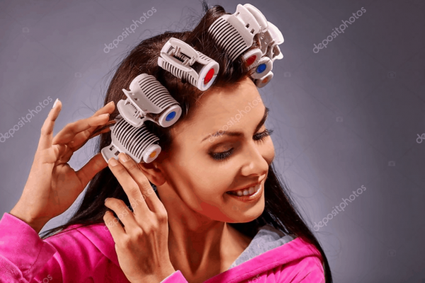 find the best hot rollers for your long hair