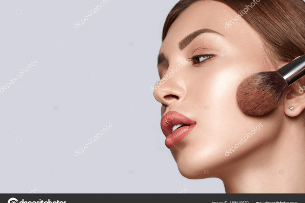 powder highlighters are important part of a woman's make up