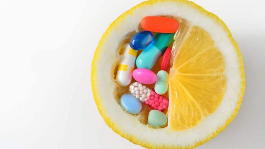 liquid vitamins or tablet vitamins