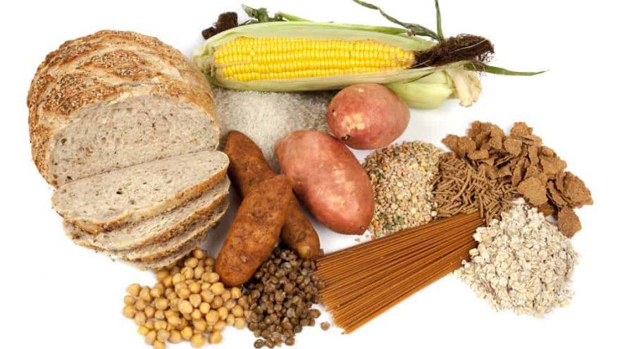 fiber rich food