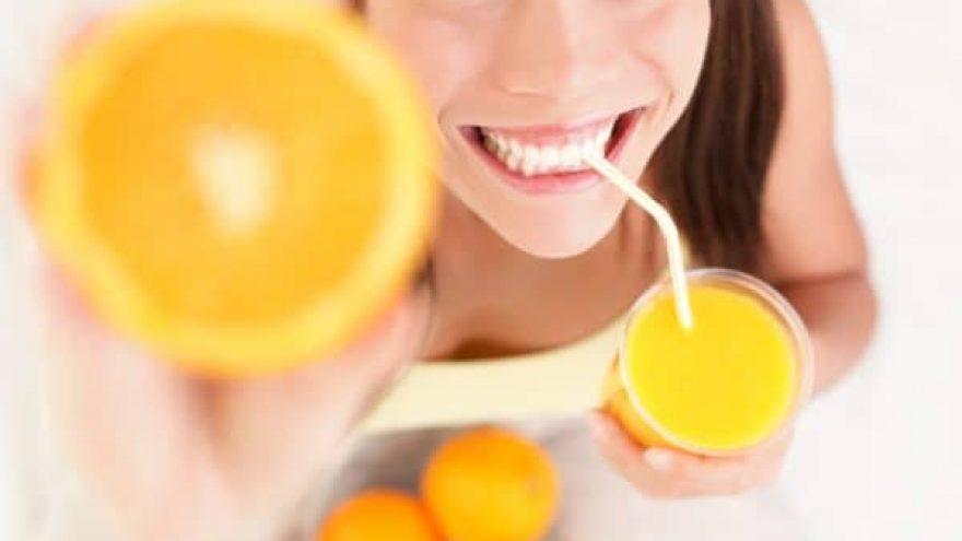vitamin c in winter time