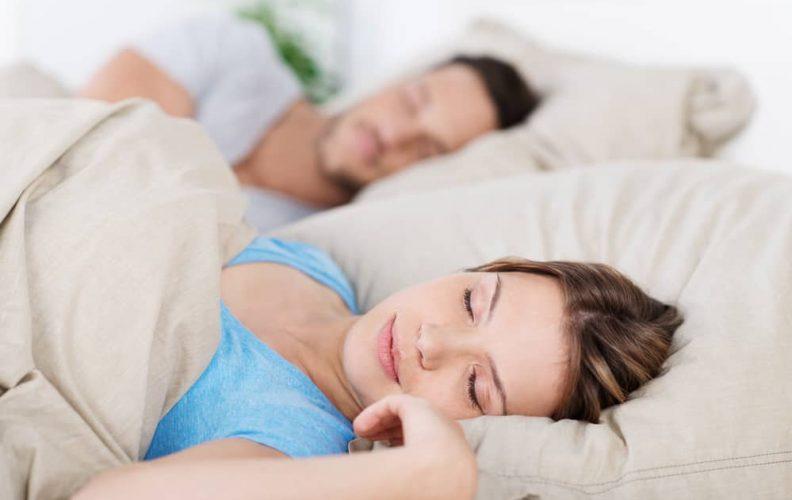 SLEEP LIKE A LOG