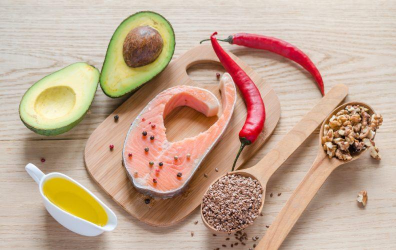 omega fatty acids basic information
