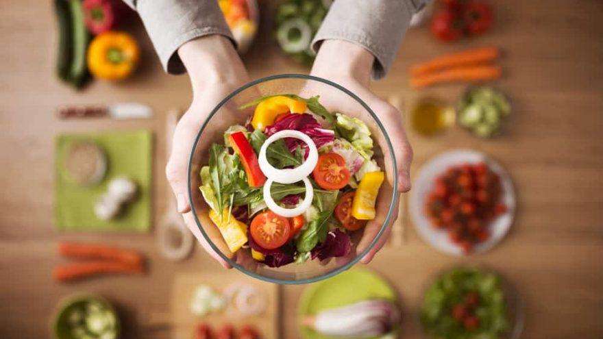 what to eat to help you destress