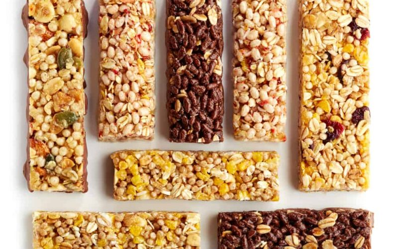 what are the best granola bards on the market and what ingredients are better?