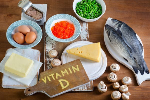 what are the benefits of vitamin D? What are the symptoms when lacking it?