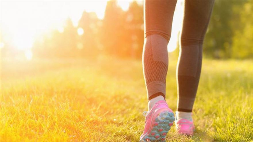 How Many Calories Do You Burn While Walking?