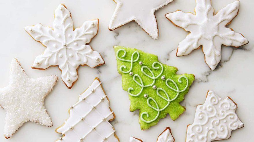 healthy ingredients for christmas cookies