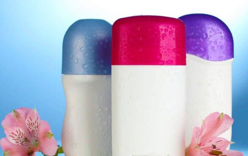 conventional deodorants