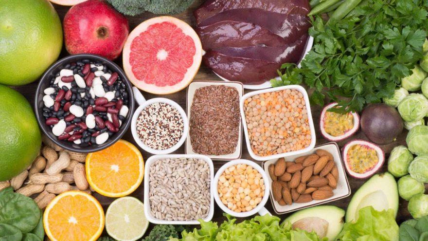 Folic Acid and Folate Food Sources