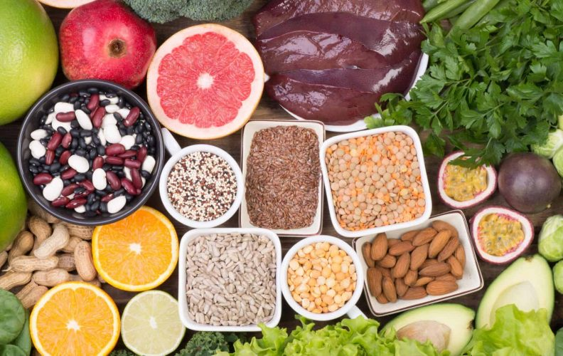 Folic Acid and Folate Food Sources