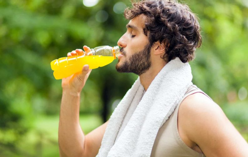 consuming energy drinks: safety