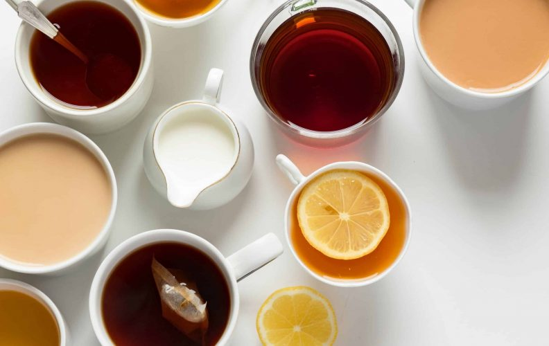green tea vs coffee - which one is better?