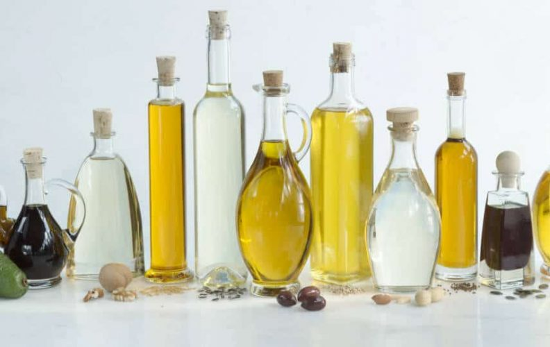 kitchen oils