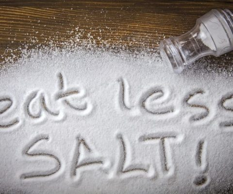 how to reduce salt