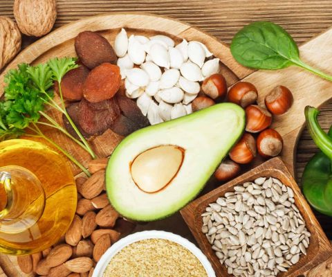 the benefits of taking Vitamin E