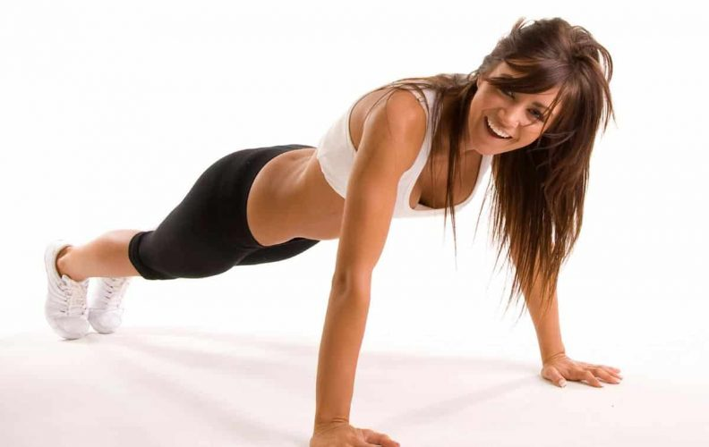 why push ups help you age slower