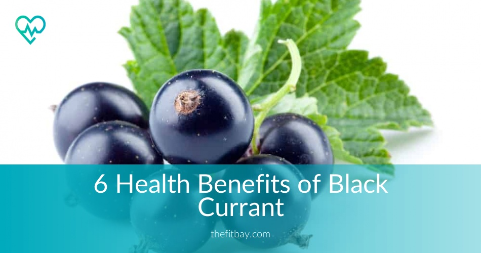 6 health benefits of black currant you may not know of