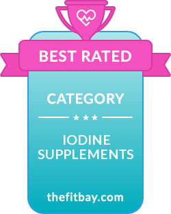 Best Iodine Supplements Reviewed & Rated in 2019 - TheFitBay