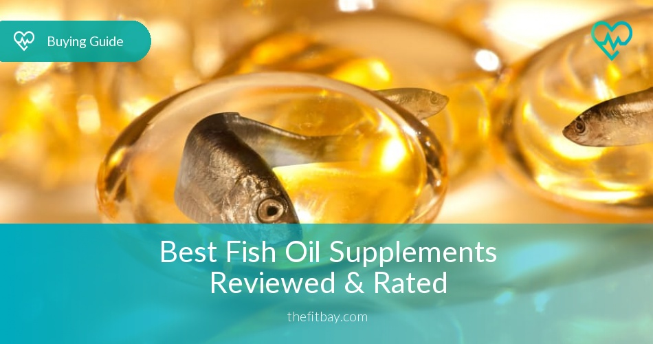 Best fish oil supplements reviewed rated in 2018 thefitbay for Does fish oil help with weight loss