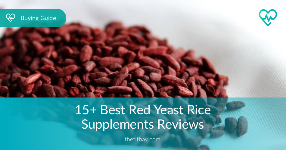 Best Red Yeast Rice Reviewed & Compared in 2019 - TheFitBay