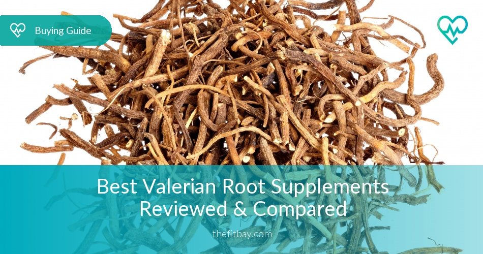 Best Valerian Root Supplements Reviewed & Compared in 2019