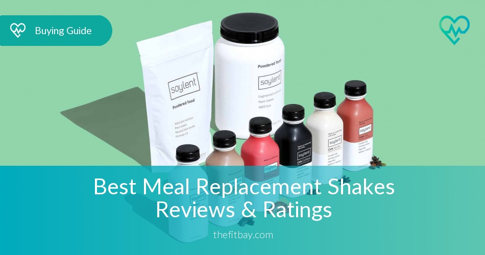 Best Meal Replacement Shakes Reviews & Ratings in 2018 | TheFitBay