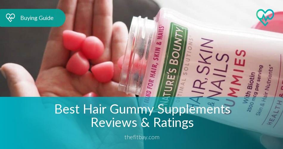 Hair Skin Nails Gummies Reviews – Best Nail 2018