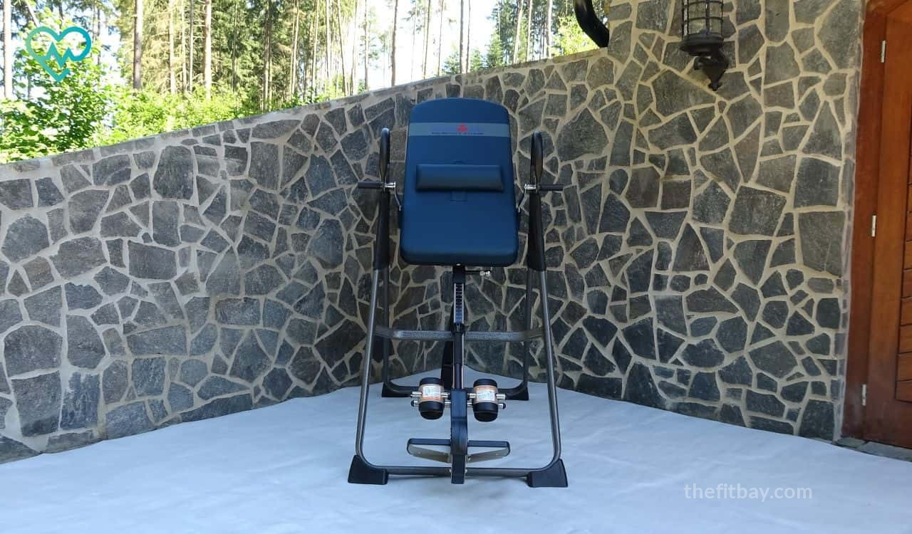 IRONMAN Gravity 4000 - Handles and Backrest