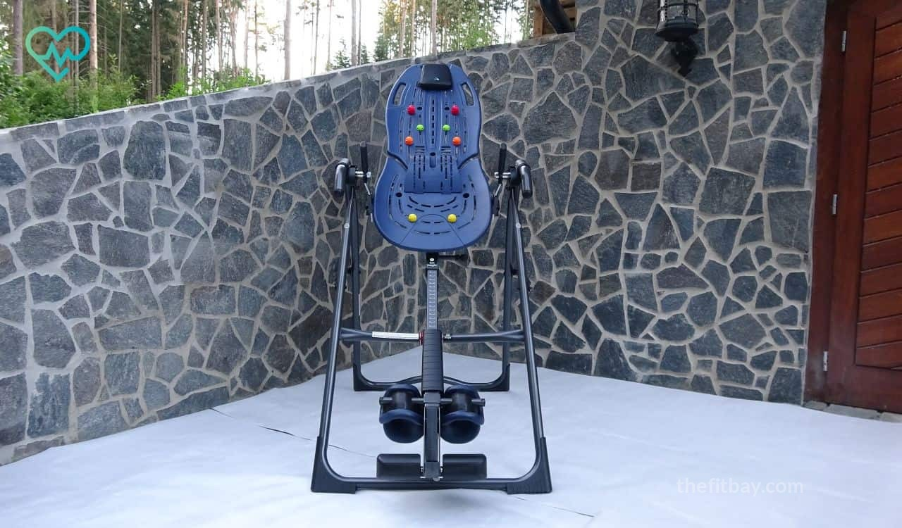 Teeter EP-960 Ltd. Inversion Table Functions
